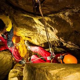 Canyoning and climbing 2